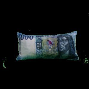 1000 Ft mintás egyedi pénzes párna termék kép