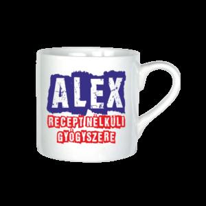 Alex recept nélküli gyógyszere neves bögre minta