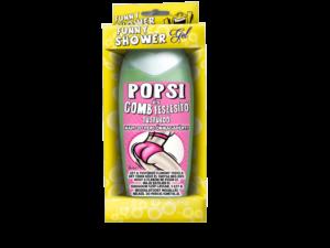 Popsi és combfeszesítő tusfürdő vicces felirattal termék kép