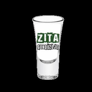Zita gondűzője neves tüske pálinkás pohár minta