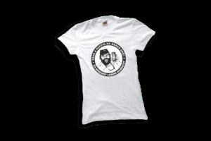 Csak a puffin ad neked erőt női fekete póló minta termék kép
