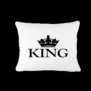 King vicces poénos párna termék kép