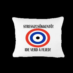 Stresszcsökkentő.. vicces poénos párna termék kép