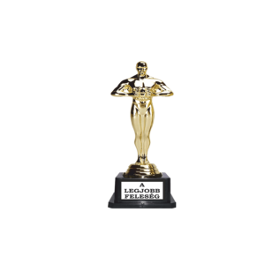 A legjobb feleség Oscar szobor termék kép