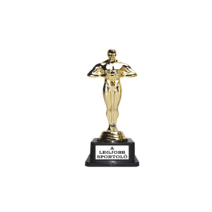 A legjobb sportoló Oscar szobor termék kép