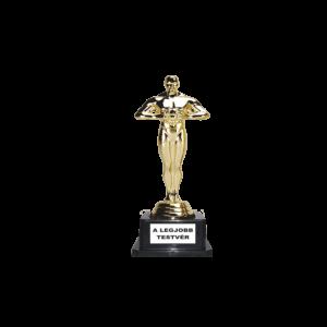 A legjobb testvér Oscar szobor termék kép