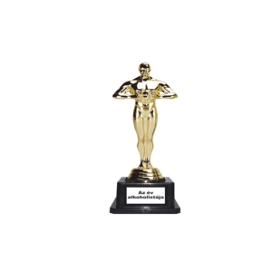 Az év alkoholistája Oscar szobor termék kép