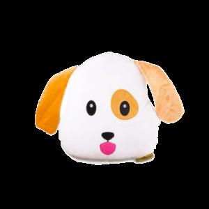 Dog plüss emoji párna termék kép