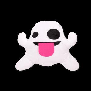 Ghost Smiley plüss emoji párna termék kép