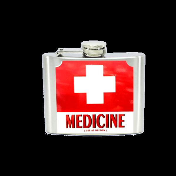 Medicine flaska termék kép