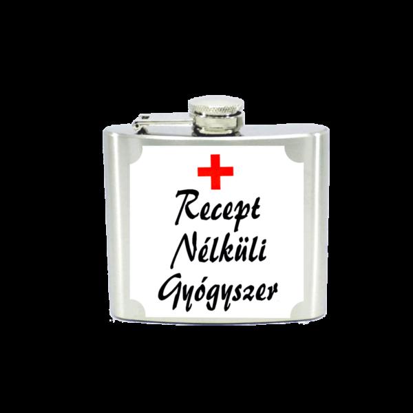 Recept nélküli gyógyszer flaska termék kép