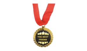 The best friend Érem termék kép