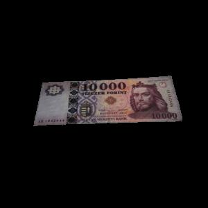 10000 Ft mintás egyedi pénzes törölköző termék kép