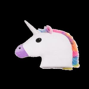 Unicornis fiu plüss emoji párna termék kép