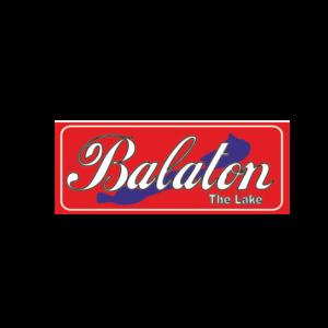 Balaton piros hűtőmágnes termék kép
