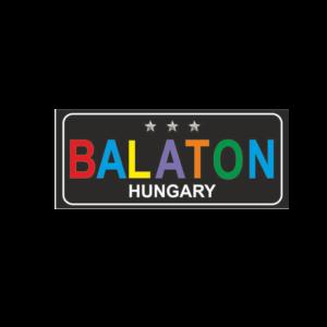 Balaton színes hűtőmágnes termék kép
