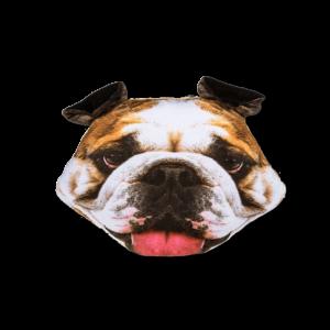 Bulldog 3D Kutya Párna termék kép