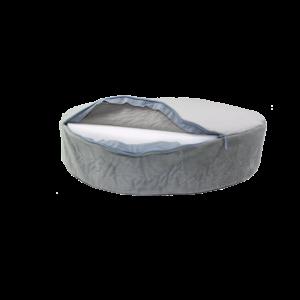 Cica kék - Ülőpárna hátulja termék kép