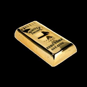 Esküvőre gyűjtök aranyrúd pénzgyűjtő persely termék kép