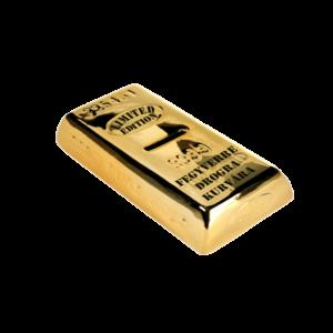 Fegyverre drogra kurvára aranyrúd pénzgyűjtő persely termék kép