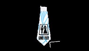 Game Over vicces nyakkendő termék kép