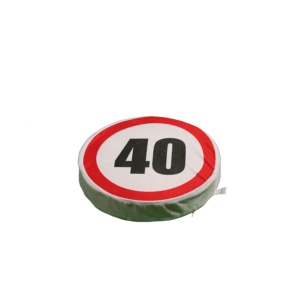 Happy Birthday! 40 - Ülőpárna termék kép