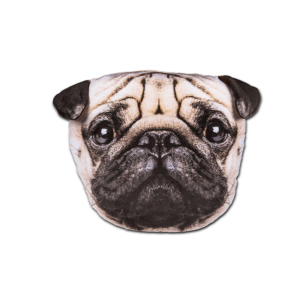Mopsz 3D Kutya Párna termék kép