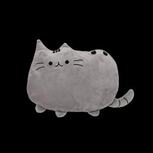Plüss Pusheen Cat - Szürke Cicás Párna termék kép