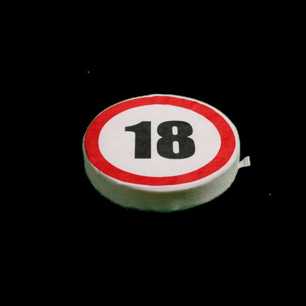Happy Birthday! 18 – Ülőpárna termék kép