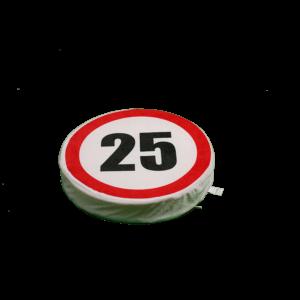 Happy Birthday! 25 – Ülőpárna termék kép
