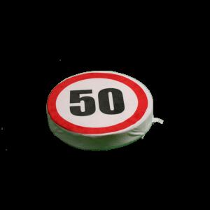 Happy Birthday! 50 – Ülőpárna termék kép