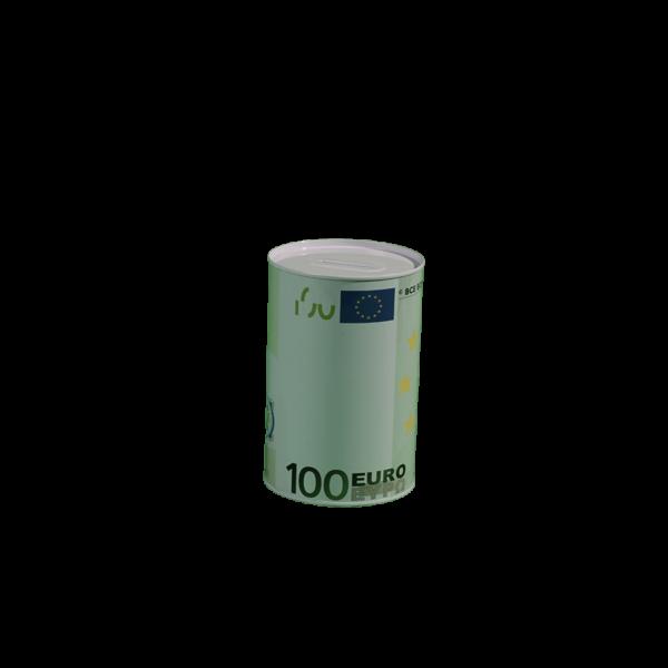 100 Euró mintás pénzes persely termék kép 1