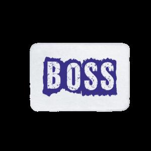 Boss vicces feliratos Fürdőszoba Szőnyeg termék kép