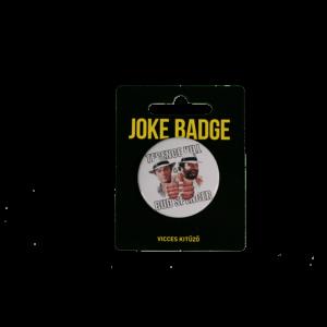 Bud Spencer és Terence Hill kitűző termék kép