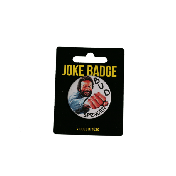 Bud Spencer kitűző termék kép