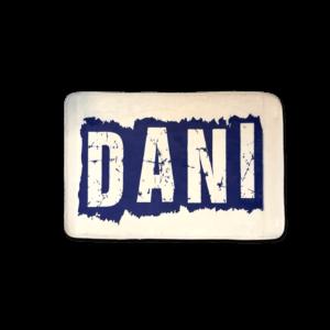 Dani neves feliratos Fürdőszoba Szőnyeg termék kép