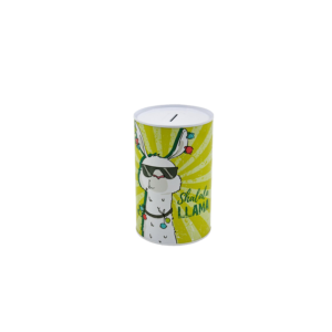 Shalala LLama mintás pénzes persely termék kép