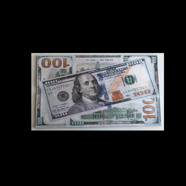100 Dollár mintás pénzes lábtörlő termék kép