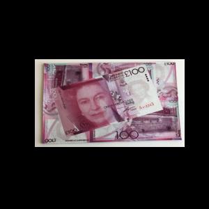 100 Font mintás pénzes lábtörlő termék kép