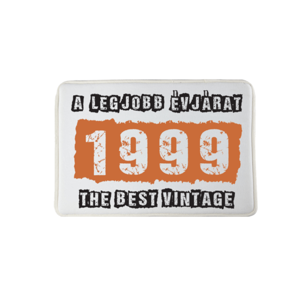 1990-től 1999-ig Évszámos fürdőszoba szőnyeg termék kép 1