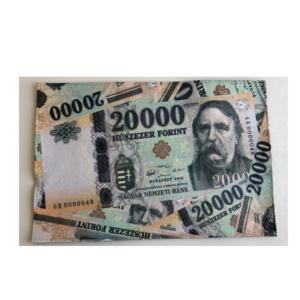 20000 Ft mintás pénzes lábtörlő termék kép