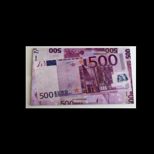 500 Euró mintás pénzes lábtörlő termék kép