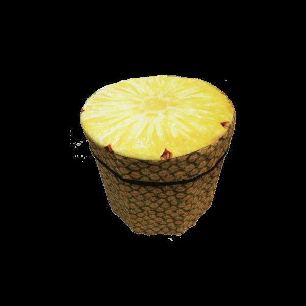 Ananász Tárolós ülőke puff termék kép