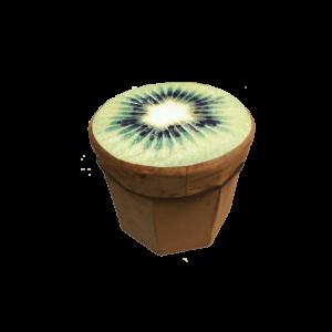 Kivi Tárolós ülőke puff termék kép