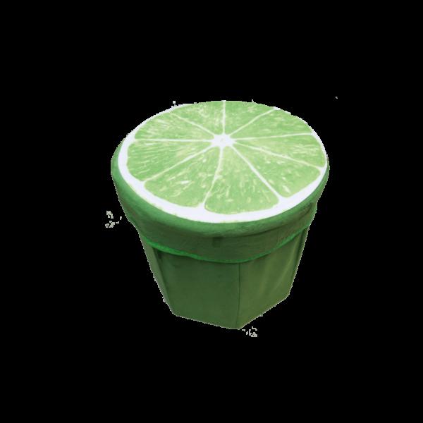 Lime Tárolós ülőke puff termék kép