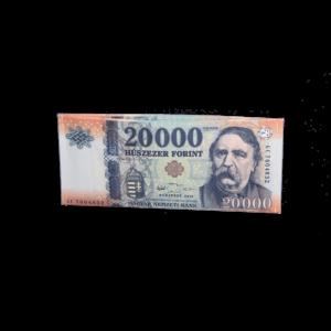 20000 Ft mintás pénztárca termék kép