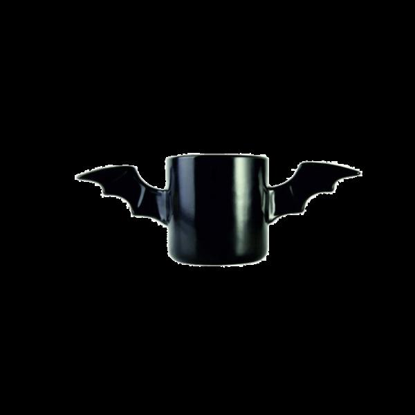 Denevér kerámia bögre termék kép
