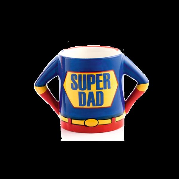 Super Dad kerámia bögre termék kép