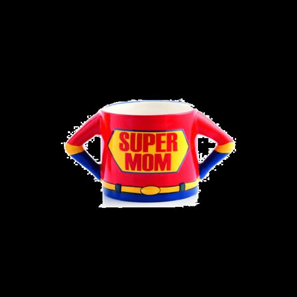 Super mom kerámia bögre termék kép