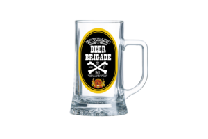 Beer Brigade sörös korsó termék kép